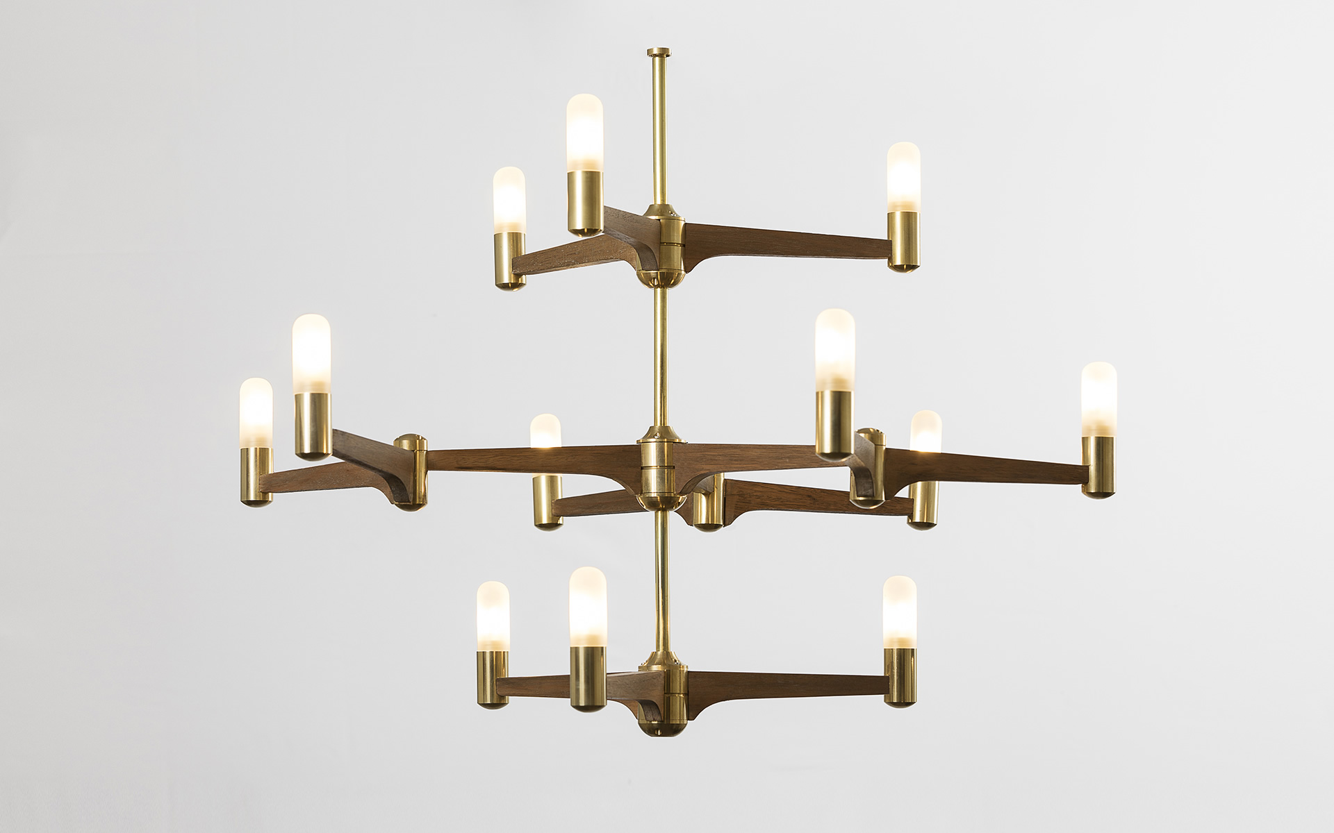 Joe Scog Guinevere chandelier